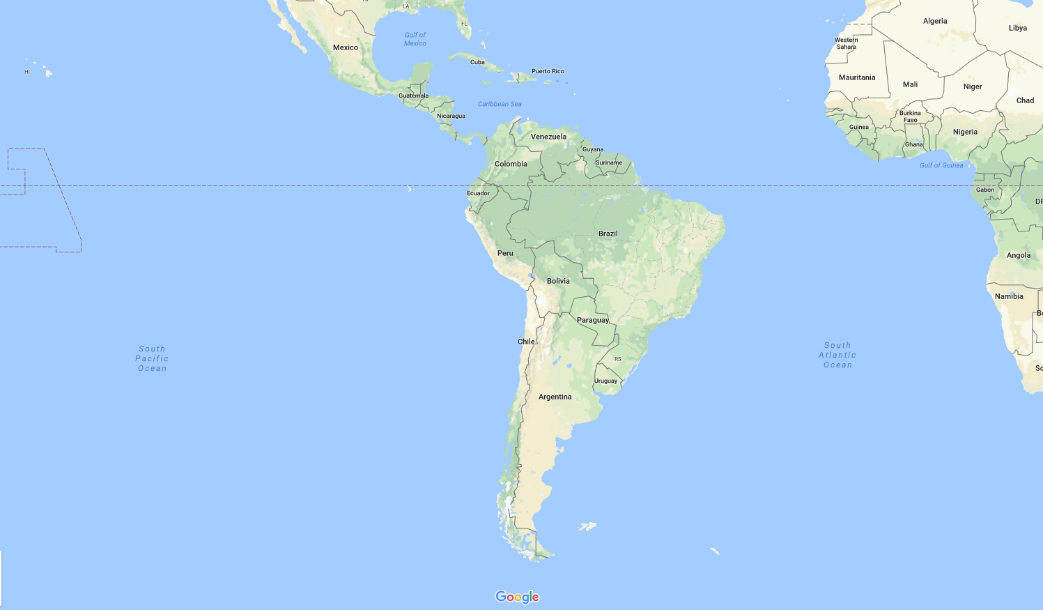Latin-America-google-map Map Of America Latina on central latin america middle, latin america language, latin america temperature map, latin map, linguistic map of latin america, un in america property map, map of united states and south america, latin america physical map, map of united states and central america, map of europe, south america map with capitals, middle america countries and capitals, map of africa, map of latin american countries, latin america political map, latin america in french, spoken latin america language map, map countries that speak french, map of asia, languages spoken in latin america, montessori maps of central america, map of afghanistan, latin america climate map, map of mexico, latin america housing, central america map with capitals, map of middle east, us map with states and capitals, central america map, the size of latin america,